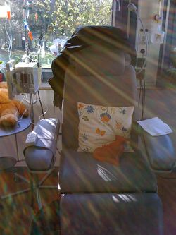 Chemotherapy Chair Frankfurt UniKinik