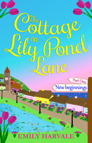 Lily Pond Lane FOR RACHEL