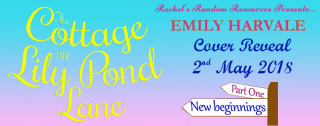 Cottage on Lily Pond Lane Cover Reveal