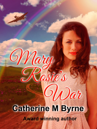 Mary Rosie's War - Cover