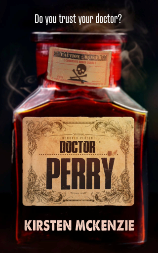 Doctor Perry Final Cover