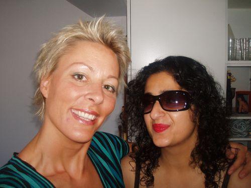 Catrin and Bena